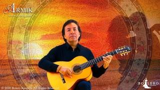 Armik - Dancing Shadows (25th Anniversary Version - Official - (Spanish Guitar, Nouveau Flamenco)