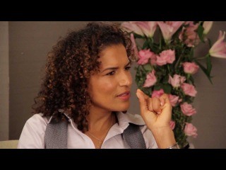 Speaking of Beauty interview with Lucia Rijker, Champion Boxer and Holly Fulger - on inner beauty