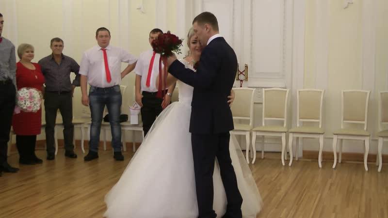 Петр и Светлана ЗАГС ( видеограф Елена Алексеева)