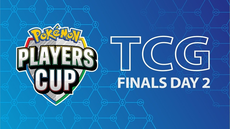 Pokémon Players Cup TCG Finals Day 2
