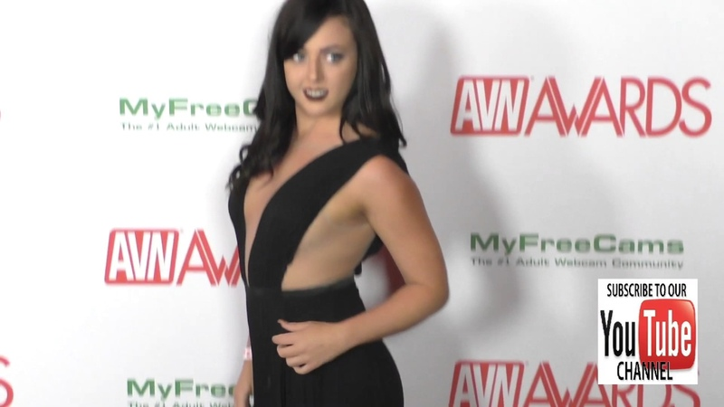 Whitney Wright at the 2017 AVN Awards Nomination Party at Avalon Nightclub in Hollywood