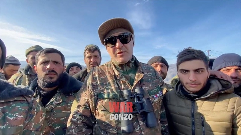 ⚡️Эксклюзив⚡️Как бойцы Арцаха спасли азербайджанского солдата⚡️ Дата премьеры 10 нояб 2020 г