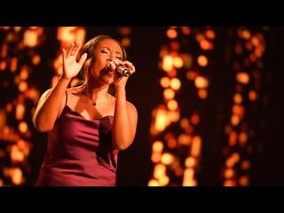 Nadja Holm sjunger Breathin' av Ariana Grande i Idols kvalvecka 2020 - Idol Sverige (TV4)