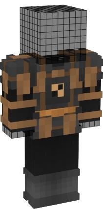 Spellbinder's Armor Minecraft Skin