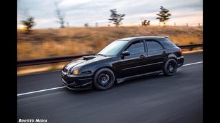 A day in the Subaru WRX