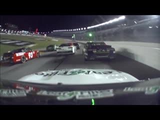 #11 - Justin Haley - Onboard - Daytona - Round 22 - 2020 NASCAR XFINITY Series