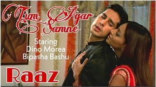 Tum Agar Samne 4k Video Song | Raaz 2002 | Dino Morea, Bipasha Bashu | ShawaN BD
