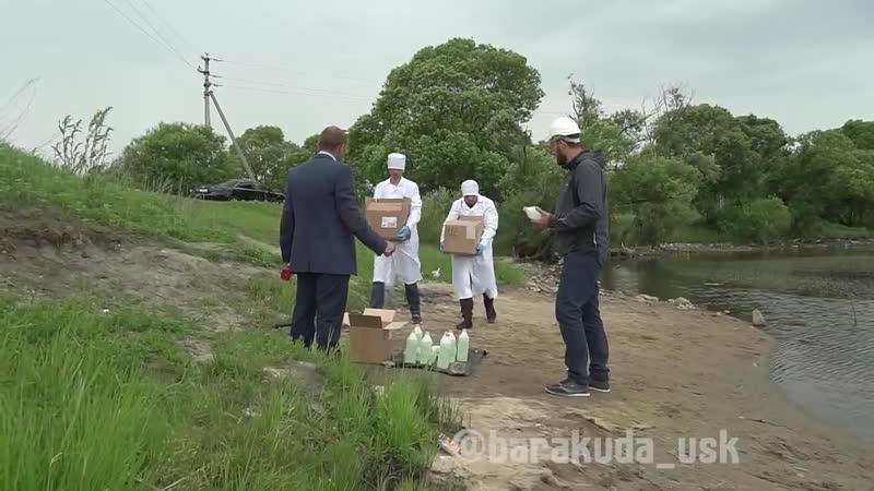Репортаж Уссурийский раён