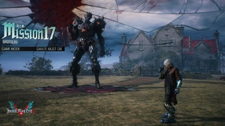 Devil May Cry5-Mission17-Brothers-兄と弟