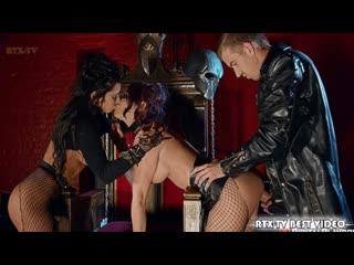[DigitalPlayground] Monique Alexander  Madison Ivy - No Mercy For Mankind [Threesome, MILF, Lingerie, Pantyhose, Stockings