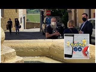 Италия. «Коро2нА». Что может происходить внутри Покемонов? Почему они не видны на всех телефонах?