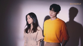 JUNG RYEO WON(정려원), HWANG IN YEOP(황인엽) - 광고촬영 현장 메이킹