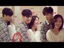 Cha Eun Woo ❤️ Im So Hyang ~ I LOVE YOU My ID Is Gangnam Beauty Love Moments