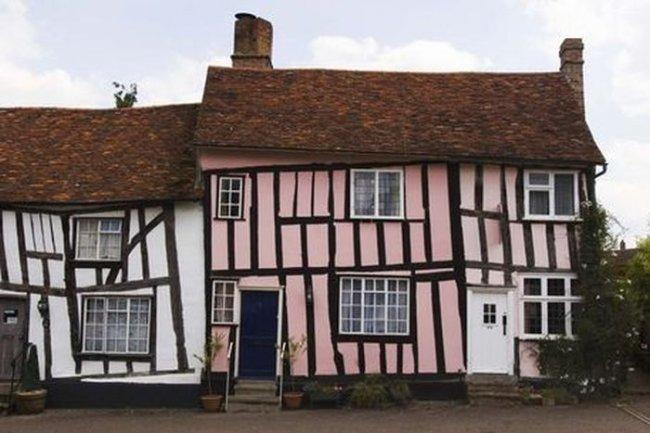 Кривая деревня в Англии, изображение №14
