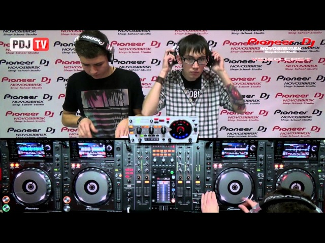 Drum and Bass Invasion Part 7 by Biocorpses (Nsk) (Drum and Base) ► Video-Cast @ PioneerDJnsk