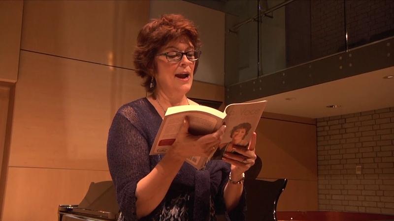 Jennifer Larmore talks about her book, Una Voce!