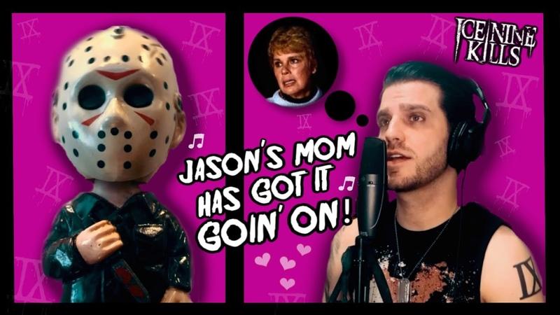 Ice Nine Kills Jason's Mom Stacy's Mom Horror Parody