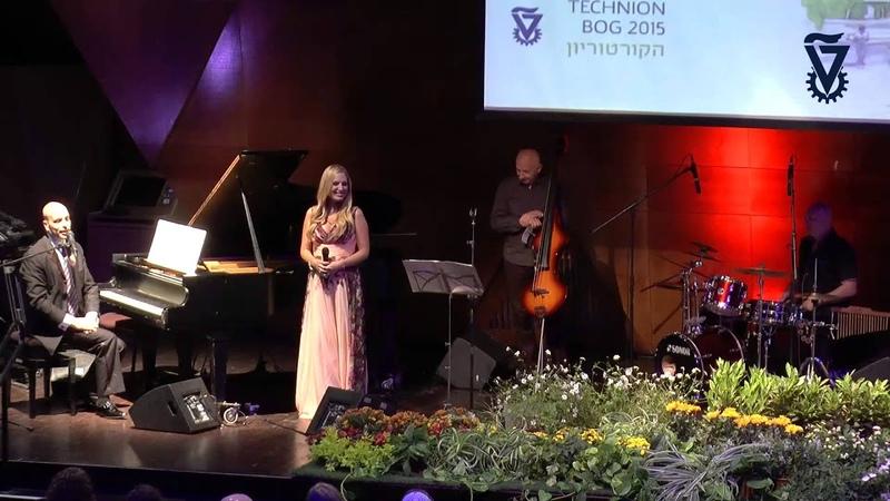 When Opera Meets Jazz Gil Shohat Technion 2015