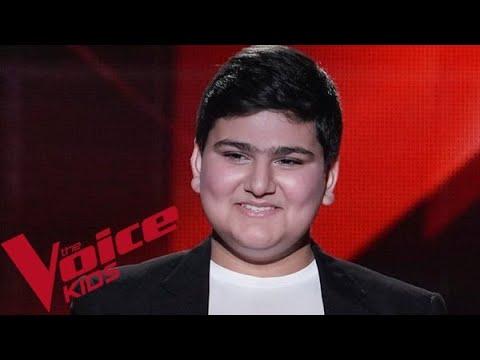Arabo Ispiryan Tun Im Hayreni Samvel The Voice Kids 2020 Blind Audition
