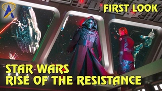 FIRST LOOK inside Star Wars: Rise of the Resistance at Star Wars: Galaxy's Edge