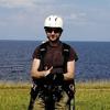 Полет под облака на двухместном параплане в СПб