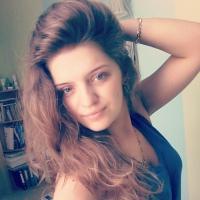 Фотография страницы Ангеліны Сидорук ВКонтакте