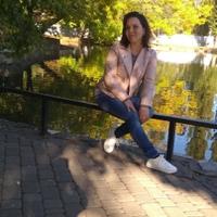 Фотография страницы Марии Михайловой ВКонтакте