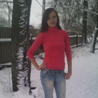 Фотография страницы Танюши Лозовой ВКонтакте
