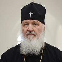 Фотография профиля Патриарха Кирилла ВКонтакте