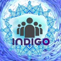 """Логотип Стратегия. Команда """"Ракета Индиго"""" (Закрытая группа)"""