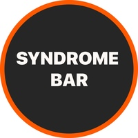 Логотип Syndrome Bar
