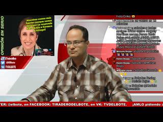 #EnVivo #OpiniónEnSerio: ¡AMLO pidiendo y dando!. ¡Tren Maya ultima esperanza!. ¡Responde #RedAmlo a Aristegui!. ¡OMS felicita a