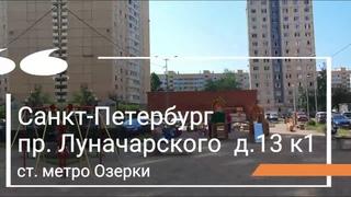 Отличная 2-ком.квартира на ст.метро Озерки.