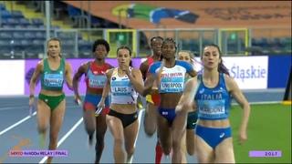 Final - 4x400 Metres Relay (Mixed) - World Athletics Relays Silesia21