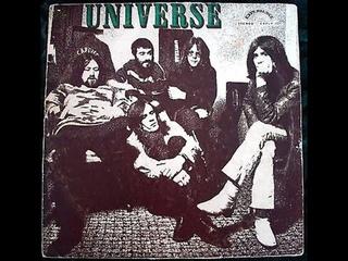 UNIVERSE - Mega Rare LP 1971 (UK Heavy Blues)