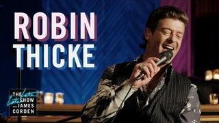 Robin Thicke: 'Look Easy' & 'Take You Higher'