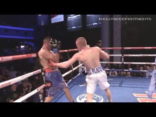 Сергей Богачук (14-0-0): очередной финиш. Hollywood Fight Nights: Bohachuk vs. Hernandez.