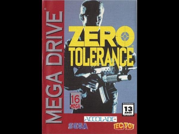 Прохождение Zero Tolerance (бк) 3 - Bridge level 1