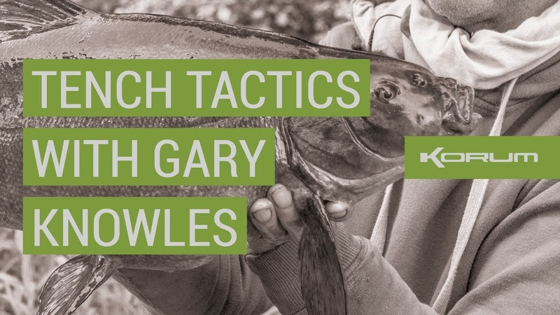 Tench Fishing Tactics With Gary Knowles