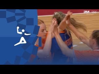 Олимпиада-2020. Гандбол (жен). Групповой этап. Нидерланды — Япония. Видеообзор