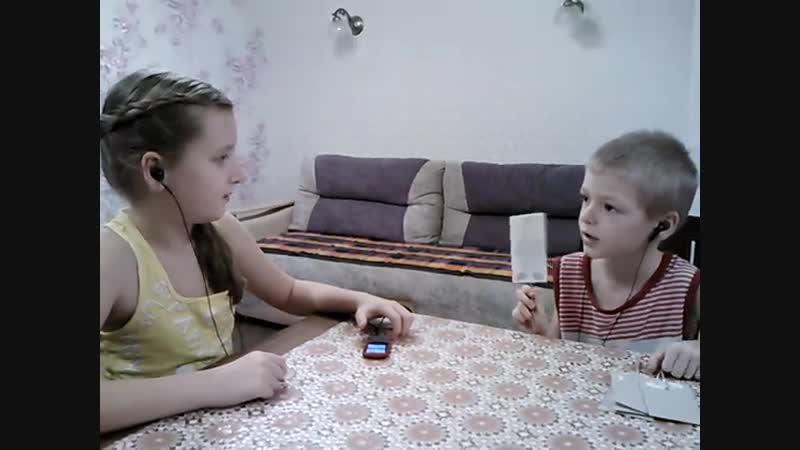 Тася и Игорь Вахлярские. Tamburin 1. Lection 2. Dialog.
