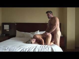 Pretty Slutty Blonde Enjoys Passionate Sex [Big Dick, Blonde, Blowjobs, Cumshots, Handjobs, Hardcore, POV]