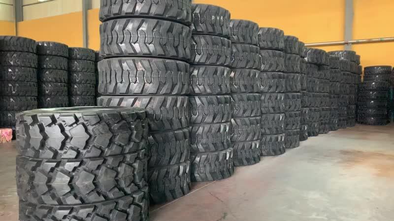 Skid Steer Industrial Tyre