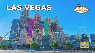 Driving Tour - Las Vegas Strip 2020 『4K』