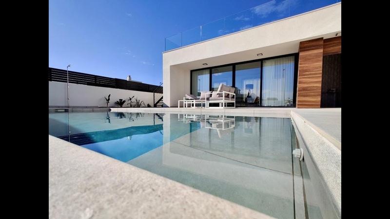 Maison neuve de plain pied ✅ à vendre à Polop sur la Costa Blanca