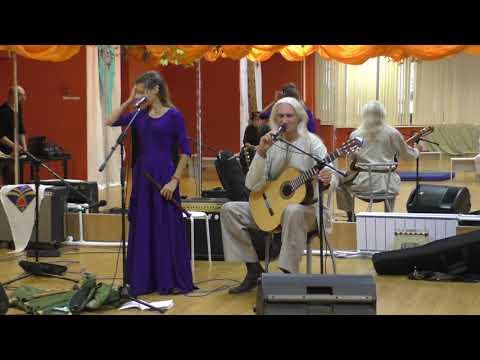 дуэт Вне Времени концерт КаминКон 2020 конвент по Толкину 04 10 2020 С Петербург КаминКон HD