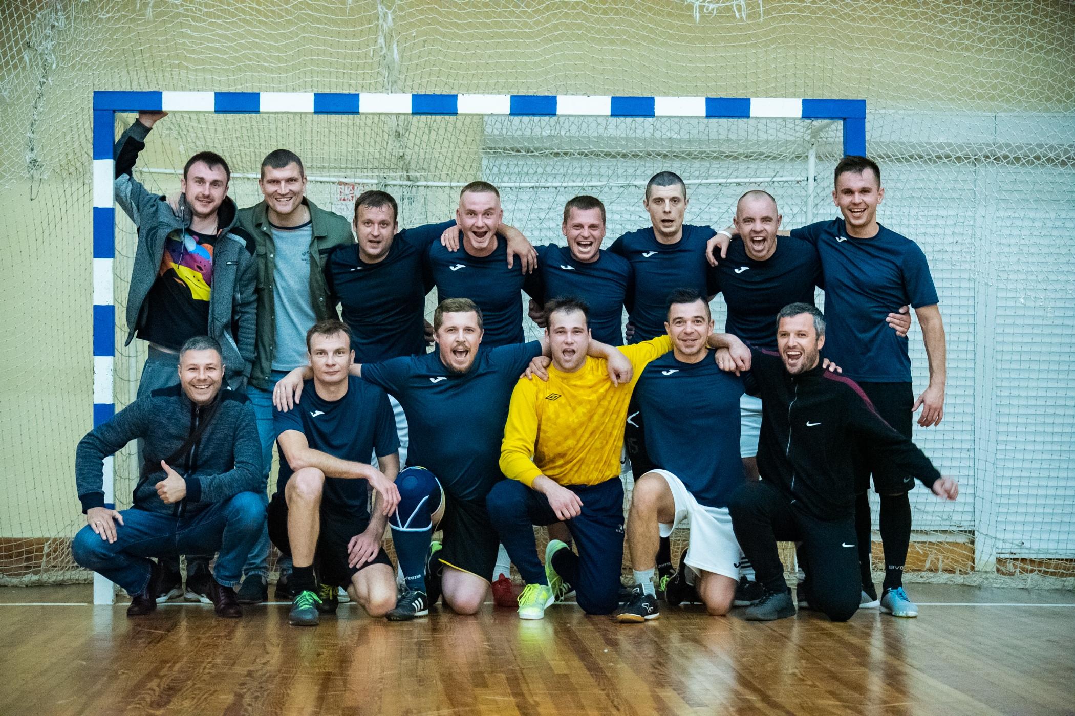 Белпочта — Победитель Премьерлиги 5х5 Д2 сезон 2019/2020.