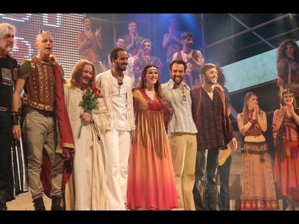 JESUS CHRIST SUPERSTAR Roma Teatro Sistina 06.05.2014