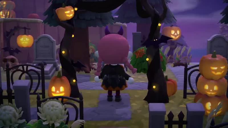 The Fall Update for Animal Crossing New Horizons