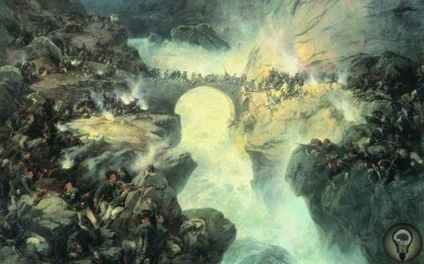 Что, если бы Альпийский поход Суворова не состоялся Суворовский поход многие сравнивали с походом Ганнибала, который пересек Альпы за две тысячи лет до российского полководца. Не будь этого